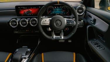 Mercedes A45S