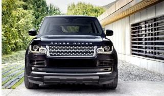 Range Rover plug in hybrid