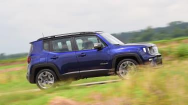 Jeep Renegade - side