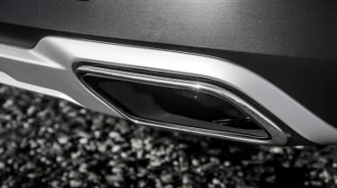 Volvo V90 Cross Country - exhaust