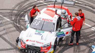 Rene Rast Audi - motorsport review 2019