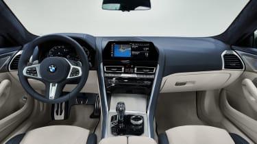 BMW 8 Series Gran Coupe - cabin