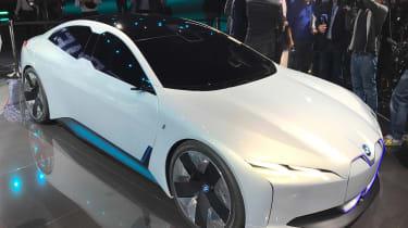 BMW Vision Dynamics concept - front