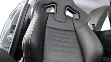 Vauxhall Adam Grand Slam - front seats