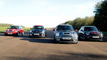 MINI John Cooper Works range