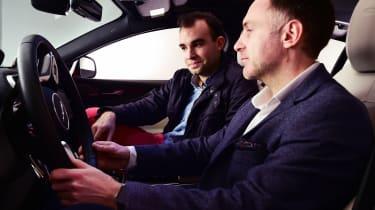 Jaguar XE - interview