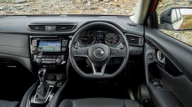 Nissan X-Trail - dash