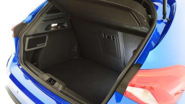 New Ford Focus studio - boot