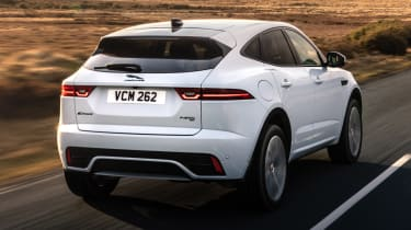 Jaguar E-Pace PHEV - rear