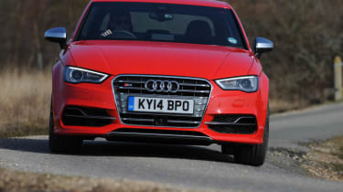 S3 offers blistering performance with understated looks.
