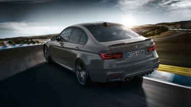 BMW M3 CS - rear action