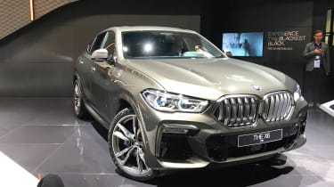 BMW X6 - Frankfurt