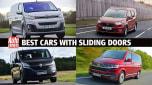 Best cars with sliding doors - header