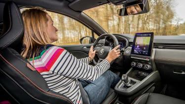 Renault Clio E-Tech - Vicky Parrott