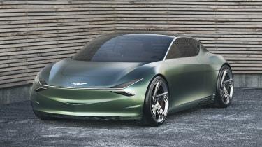 Genesis Mint Concept - front