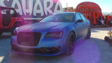 Chrysler 300 Super S front