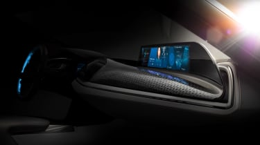 BMW AirTouch teaser