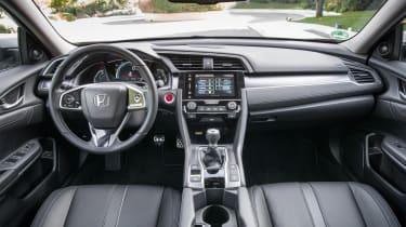 Honda Civic Saloon - dash