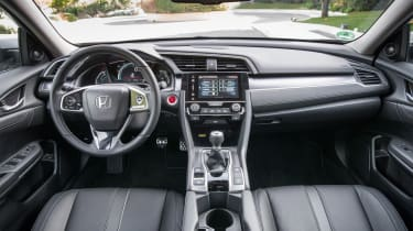 Honda Civic Saloon - dash