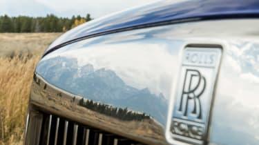 Rolls-Royce Cullinan - Rolls-Royce badge
