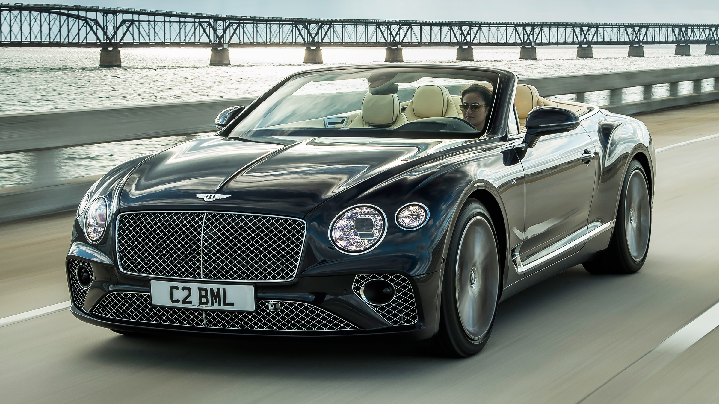 New Bentley Continental Gt Convertible V8 2020 Review Auto Express