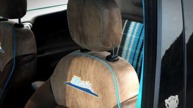 Castagna Tiberio 500L - seat