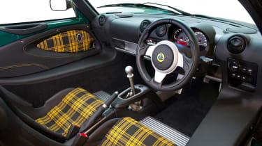 Lotus Exige Sport 350 - interior