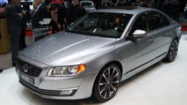 Volvo S80 front