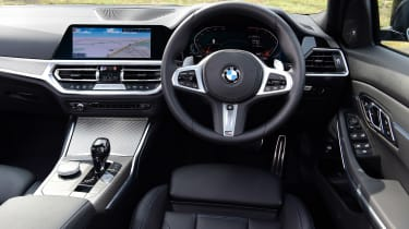 BMW 3 Series - dash