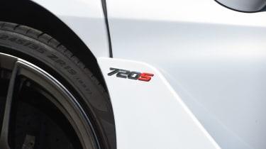 McLaren 720S - 720S detail