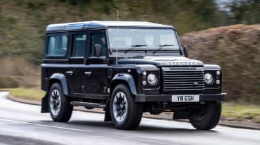 Land Rover Defender Works V8 - front