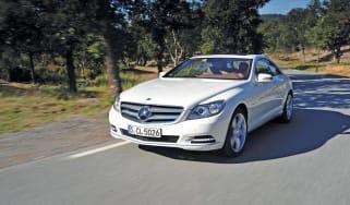 Mercedes CL500
