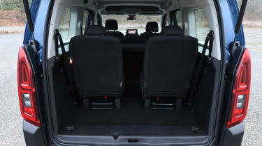 citroen berlingo xl boot