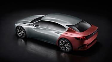 Peugeot Exalt concept car 4