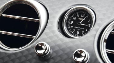 Bentley dials