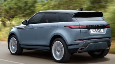 New Range Rover Evoque - rear