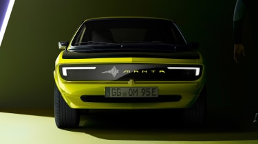 Opel Manta GSe ElektroMOD - full front 2