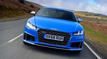 Audi TTS - full front