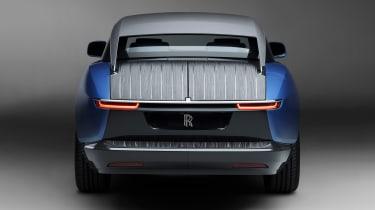 Rolls-Royce Boat Tail - full rear
