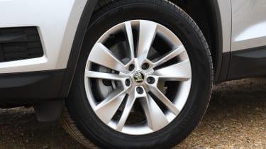 Kodiaq wheel