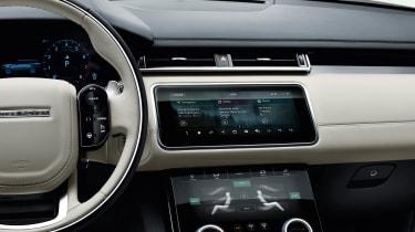 Range Rover Velar - studio dashboard