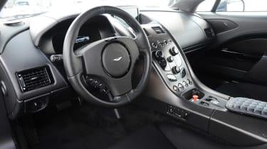 Aston Martin Rapide E - interior