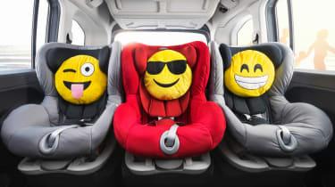 Vauxhall Combo Life - car seats