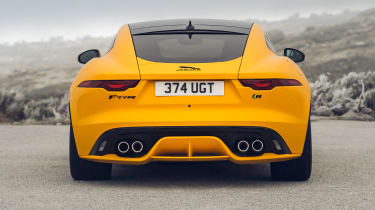 2020 Jaguar F-Type - rear static
