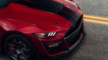 Ford Mustang Shelby GT500 - bonnet