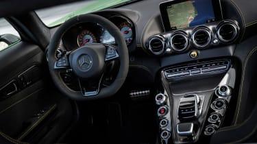 Mercedes-AMG GT R - interior