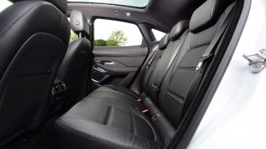 Jaguar E-Pace - back seats
