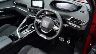 Peugeot 3008 - cabin