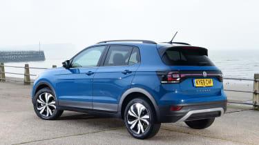 Volkswagen T-Cross - rear shot