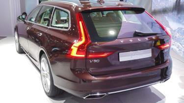 Volvo V90 - Geneva show rear